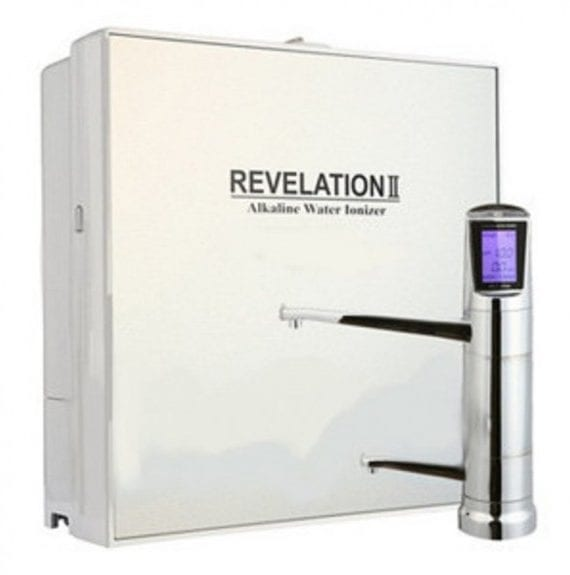 EOS Revelation 2 Turbo Undersink Water Ionizer