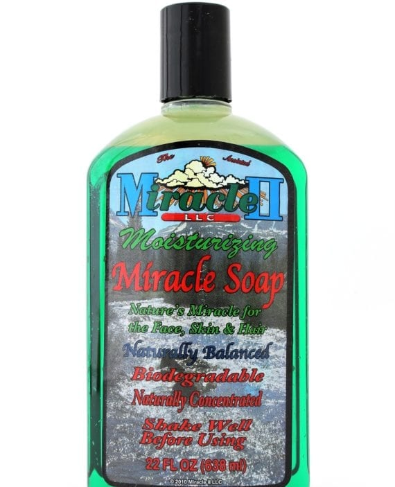 Miracle II Moist Soap