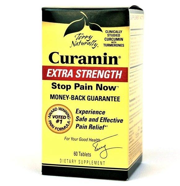 Extra Strength Curamin 60 tablets